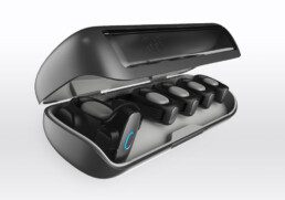 TAP Wearable Keyboard and Mouse Charging Case