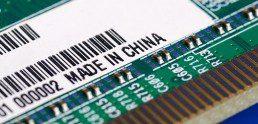 Tariffs proposed for products manufactured and imported from China